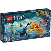 Конструктор Лего Елфи - Azari и преследването на огнения лъв, LEGO Elves, 41192