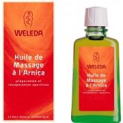 Weleda Huile de Massage à l'Arnica - Réchauffe et détend les muscles 200 ml - Weleda