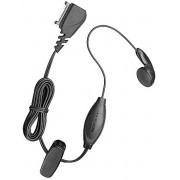 Nokia HS-5 In-ear Monauraal Bedraad Zwart mobiele hoofdtelefoon