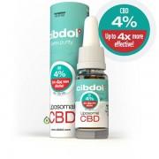 Cibdol Liposomale CBD olie 4% - 10ml