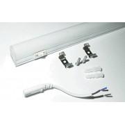 OPTONICA LED fénycső / T5 / 8W /28x570mm/ nappali fehér/ TU5646
