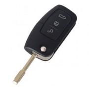 Carcasa cheie cu 3 butoane Ford Focus Mondeo Fiesta Galaxy