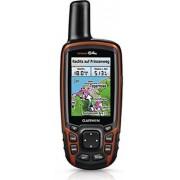 "Garmin Navigatore Garmin GPS Map 64s Portatile 2.6"" TFT Nero Rosso"