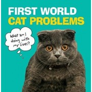 First World Cat Problems: What Am I Doing with My Lives?, Hardcover/Penguin Random House Uk