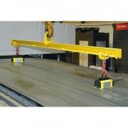 Krantraverse PEM variable Anbringung Tragfähigkeit 3000 kg, Länge 2000 - 4000 mm