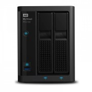 Western Digital My Cloud Pr2100 Nas Escritorio Ethernet Negro