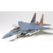 Tamiya 1/32 Air Craft Series No.02 American Air Force McDonnell Douglas F-15E Strike Eagle Plastic Model 60302