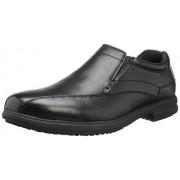 Nunn Bush Men's Sanford Slip-On Loafer Black 11 2E US
