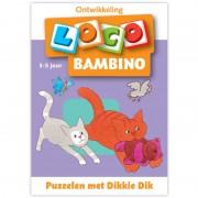 Noordhoff Uitgevers Loco Bambino: Puzzelen met Dikkie Dik