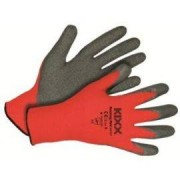 Kixx handschoen rocking red maat 10