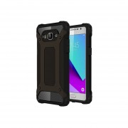 For Samsung Galaxy J2 Prime / G532 Tough Armor Tpu + Pc Combination Case (black)