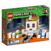 Lego Minecraft (21145). L'Arena del Teschio