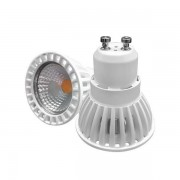 Optonica LED spot / GU10 / 50°/ 4W / meleg fehér /SP1959
