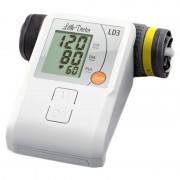 Tensiometru electronic de brat Little Doctor LD3, afisaj LCD, memorare 90 valori, Alb