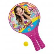 Mondo Soy Luna beachball set roze meisjes 3-delig