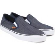 Vans Slip-On SF Loafers For Men(Navy)