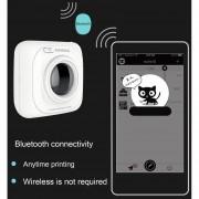 EY Paperang P1 Pequeño Inalámbrico Bluetooth 4.0 Impresora Fotográfica De Teléfono Móvil-Genérico