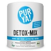 Detox mix raw bio 180g