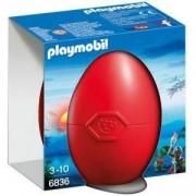 Комплект Плеймобил 6836 - Воин с дракон, Playmobil, 2900116
