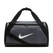 Nike Träningsväska Nike Brasilia (Small) - Grå