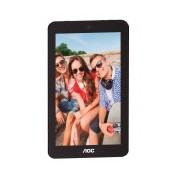Tablet AOC A726 7'', 8GB, 1024 x 600 Pixeles, Android 6.0.1, Bluetooth, Rojo