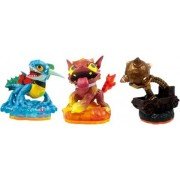 Skylanders Giants: Zap/Catapult/Hot Dog