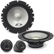 Alpine Type-E Series SXE-1750S Car Audio 6.5-Inch Component 2-Way Speakers