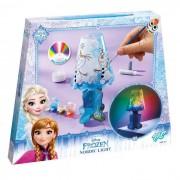 Frozen DIY svijetiljka