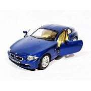 Civil Scale 1:32 BMW Z4 Coupe Toy CAR, Multicolor by Assemble Multicolor