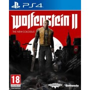 . Wolfenstein II The New Colossus (PS4)
