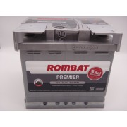 Rombat Premier 12V 55Ah 540A L1 baterie auto 3 ani garantie