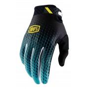 100% Handschoenen Ridefit Supra Teal-M