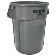 Rubbermaid Ronde Brute Utility container 166,5 ltr, Grijs (VB002643-60)