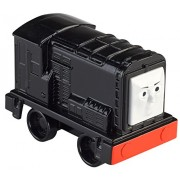 Thomas Fisher Price My First Thomas and Friends Push Along Diesel, Multi Color