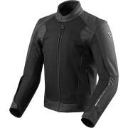 Revit Ignition 3 Motorcycle Leather/Textile Jacket Black 58