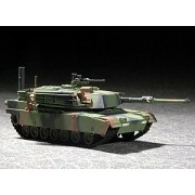 Trumpeter 1 72 US M1A1 Abrams Main Battle Tank