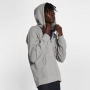 Sweatà capuche Nike SB Icon Full-Zip pour Homme - Gris