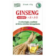 Instant Ginseng tea 20 db tasak - Dr. Chen