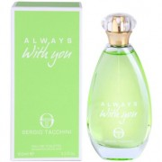 Sergio Tacchini Always With You eau de toilette para mujer 100 ml