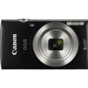 Aparat Foto Digital Canon IXUS 185, 20 MP, Filmare HD, Zoom optic 8x (Negru)