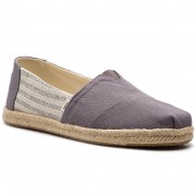 Espadrile TOMS - Classic 10013496 Drizzle Grey Ivy