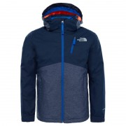 The North Face Youth Snowquest Insulated Jacket Blå