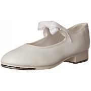 Capezio Jr. Tyette Zapatillas para Mujer, Blanco, 5.5 M US