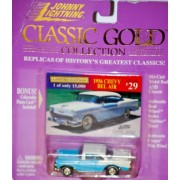 Classic Gold Collection 1956 Chevy Bel Air