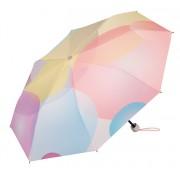Esprit Umbrelă pliabilă pentru femei Super Mini Bubbles