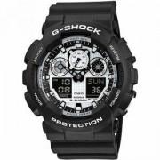 Мъжки часовник Casio G-shock GA-100BW-1AER