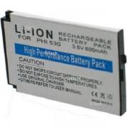 Otech Batterie de téléphone portable pour PHILIPS 350 / 530 / 535 Li-ion 600mAh