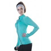 Jacheta dama sport fitness culoare verde L