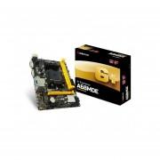 TARJETA MADRE BIOSTAR A68MDE DDR3- USB VGA DVI FM2+ SOCKET-NEGRO