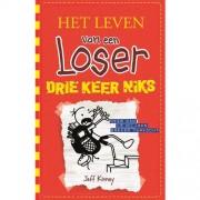Het leven van een Loser: Drie keer niks - Jeff Kinney